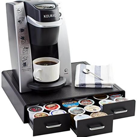 AmazonBasics-Coffee-Pod-Storage-Drawer-for-K-Cup-Pods-36-Pod-Capacity-0